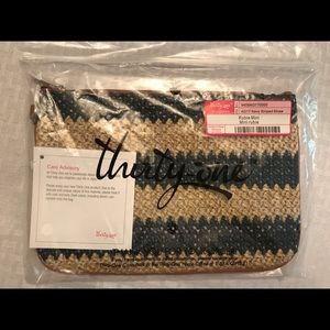 thirty-one Bags - Thirty-one lined Beach bag